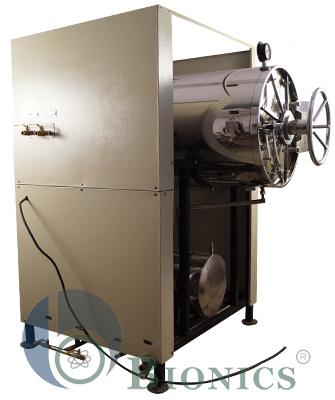 Double Door Autoclave Photo Gallery  sc 1 st  Bionics Scientific Technologies & Double Door Autoclave Sterilizer Upto 300 Liters