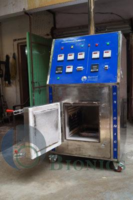 Hospital Incinerator Biomedical Waste 10 To 500 Kg Hr Portable Medical Waste Incinerators